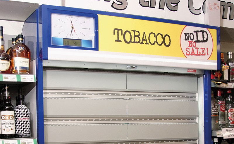 With plain packs and dark gantries, staff knowledge is critical.