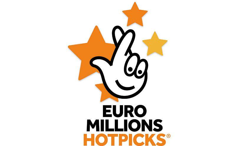 Euro Millions Hotpicks logo