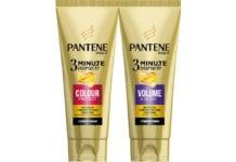 Pantene bottles