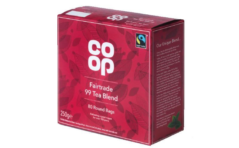 Co op tea