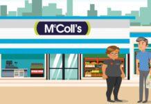 McColls training