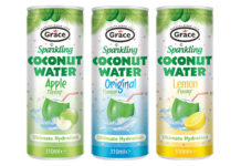 Grace Sparkling Coconut Water