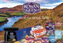 Rowan Glen packs