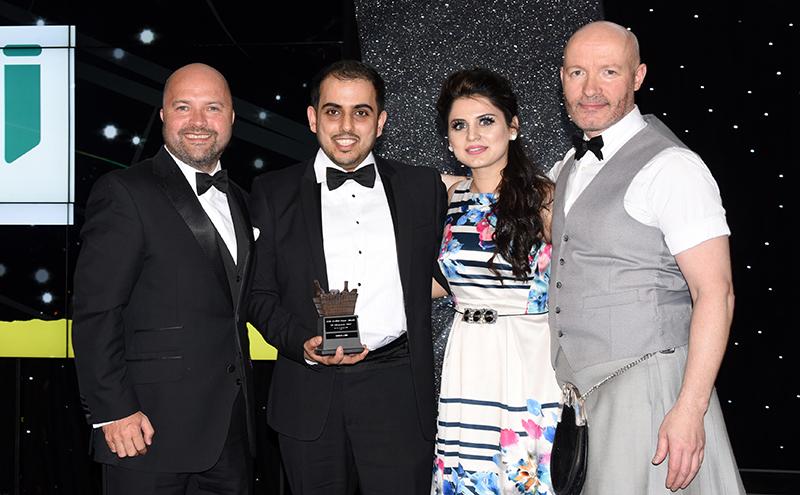 The Entrepreneur Award, supported by JTI Ferhan Ashiq