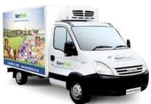 Kerry Fresh van