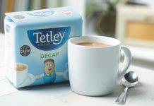 Tetley Decaf
