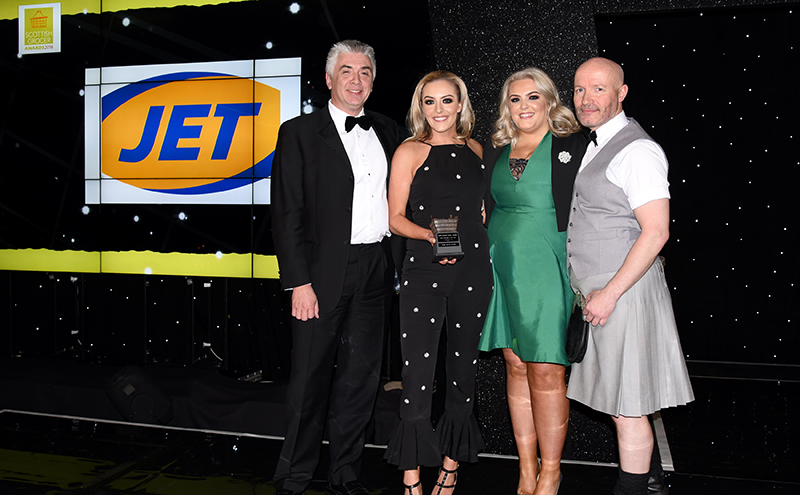 Family Business of the Year, supported by JET Buckie Service Station, Aberdeenshire