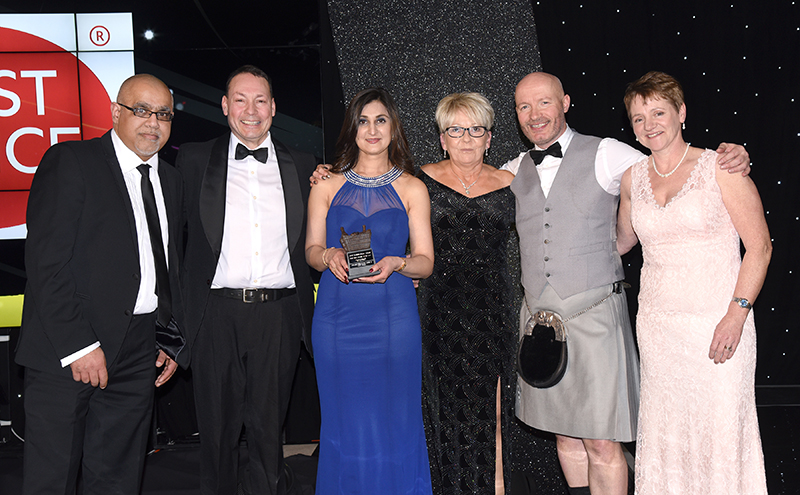 Post Office Retailer of the Year, supported by the Post Office Coylton Convenience Store & Post Office, Ayrshire