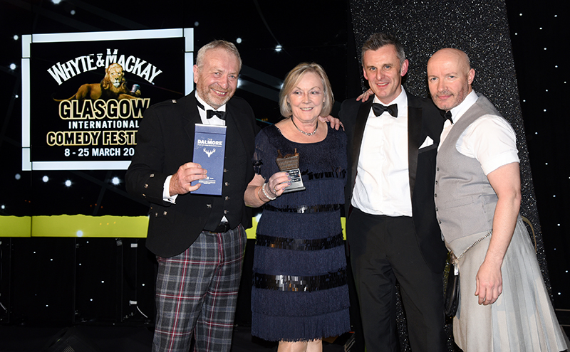 Spirits Retailer of the Year, supported by Whyte and Mackay Great Glen Trading Centre, Fort Augustus