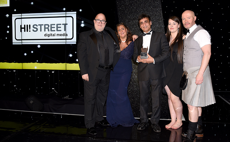Symbol Store of the Year, supported by Hi! Street Digital Media Spar, Renfrew