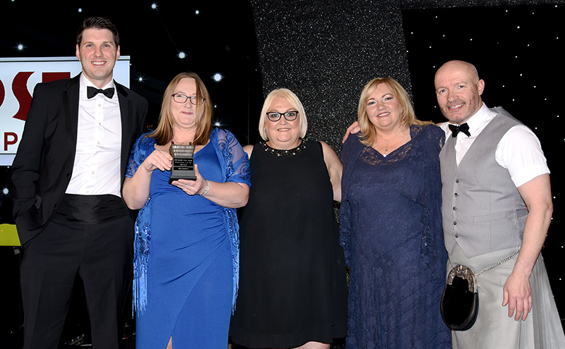 Forecourt Retailer of the Year, supported by Costa Express Spar Lomondgate, Dumbarton
