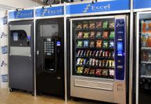 Excel vending machine