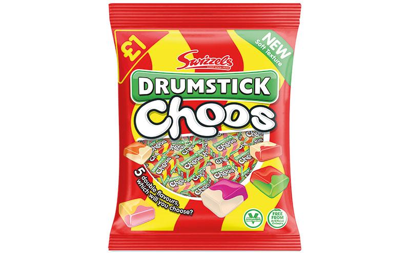 Drumstick Choos