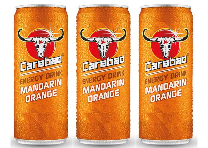 Mandarin Orange Carabao
