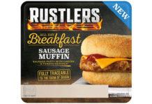 Rustlers Breakfast Muffin