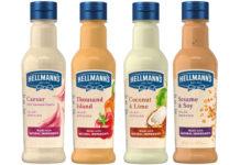 Hellman's new range