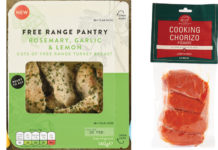 Meat products by Dalehead and Brindisa