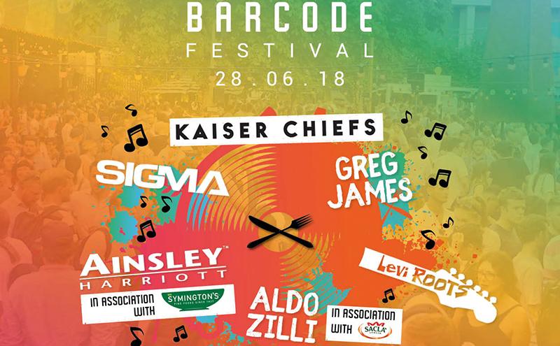 Barcode Festival