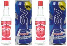 Landmark Wholesale Vodka and energy drink