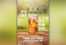 Magners Promotion