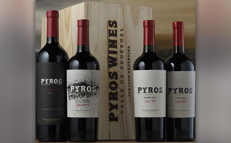 Pyros wine