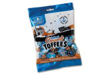 Walkers caramel toffee