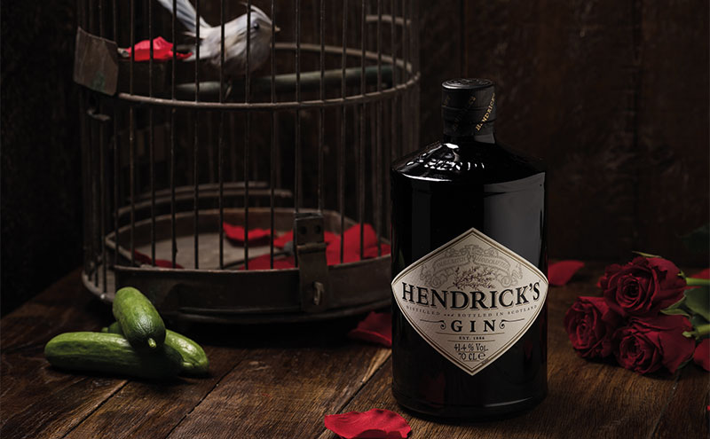 Delighted with its success so far, Hendrick's is still seeking out new consumers.