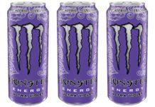 Monster Ultra Violet can