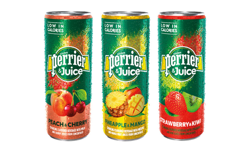 Perrier-&-Juice