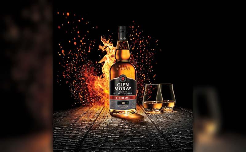 Glen Moray Fired Oak Cask