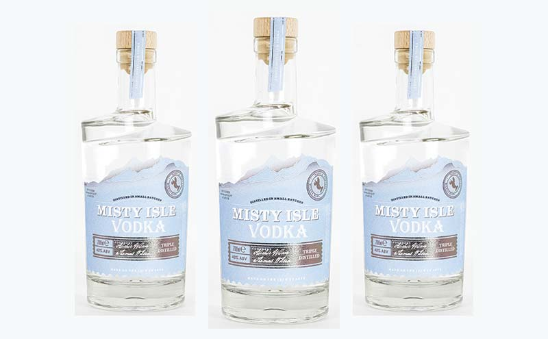 Misty Isle Vodka