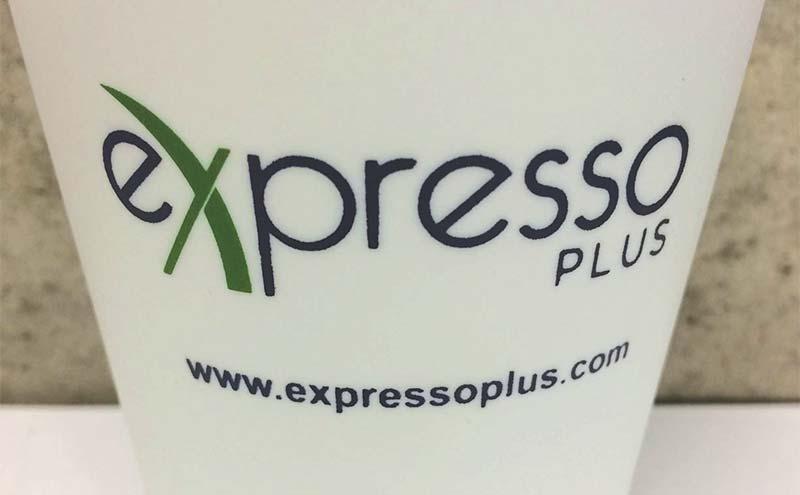 Expresso Plus branding