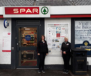 Spar & Post Office Cairneyhill