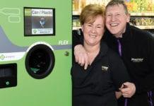Linda and Dennis Williams of Premier Broadway, Edinburgh
