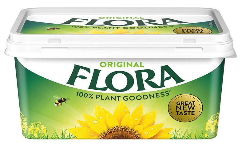 Flora packaging