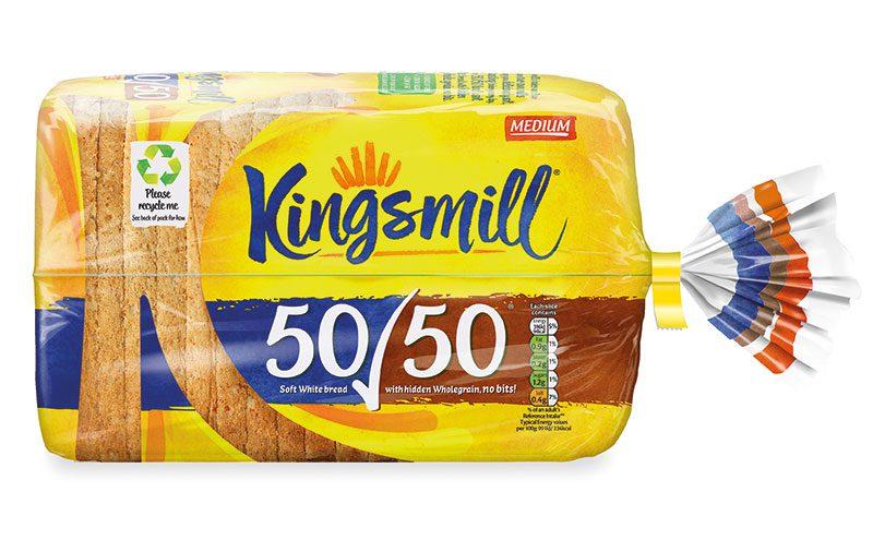 Kingsmill packaging