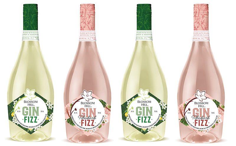 Blossom HIll gin fizz