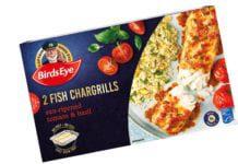 Fish chargrills