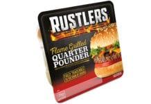Rustlers Quarter Pounders