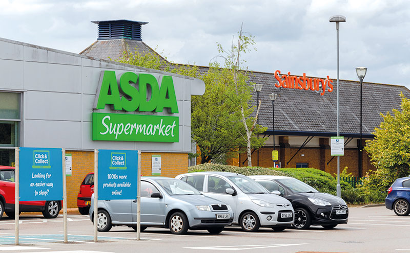 It looks unlikely that the proposed supermarket merger will be approved