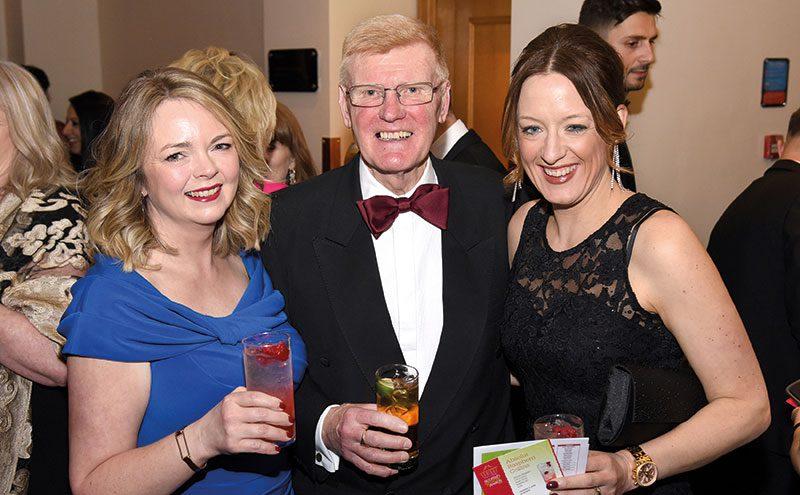 Gillian Edgar, John Drummond and Kathryn Neil