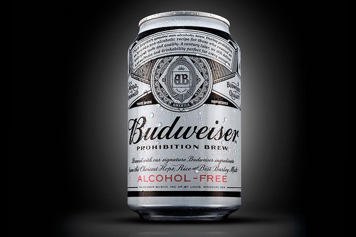 Budwiser alcohol free