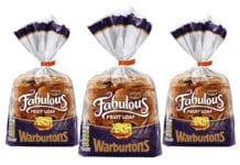 Warburtons Fabulous Fruit Loaf