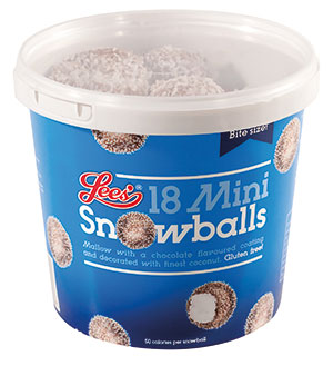 Mini-Snowballs