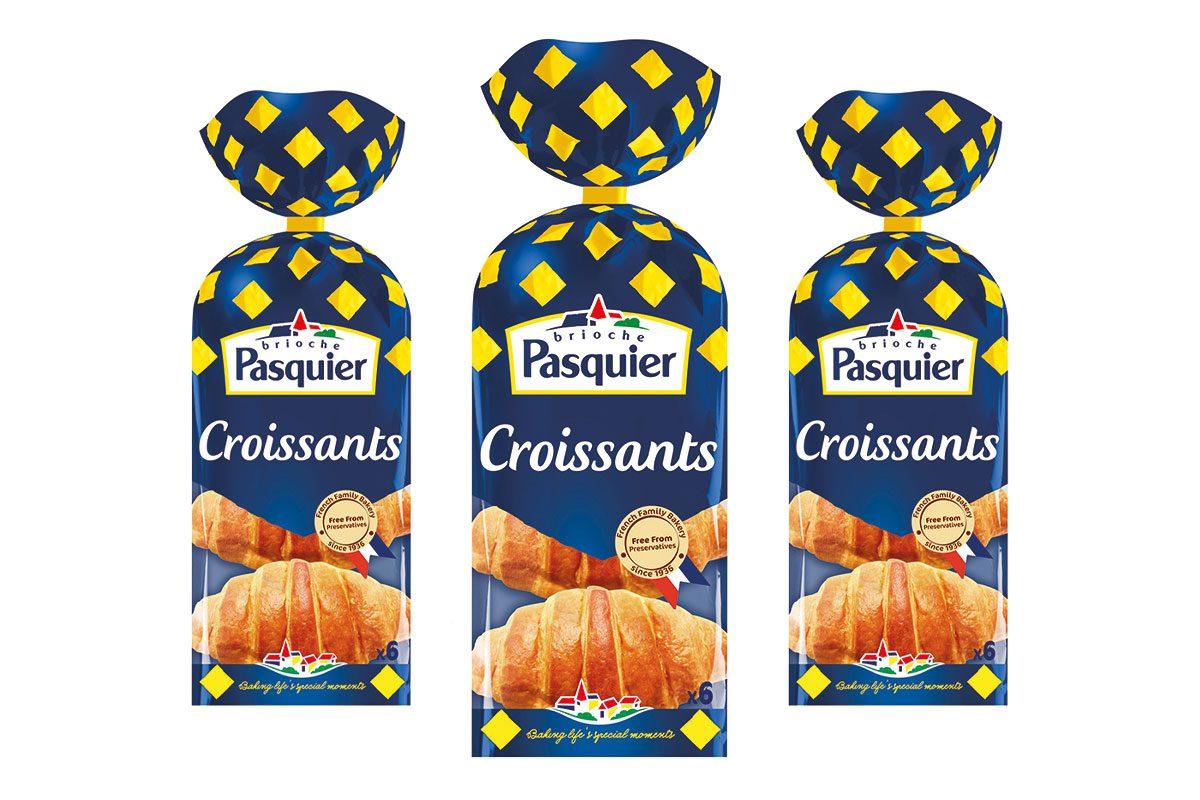 Brioche Pasquier Croissants