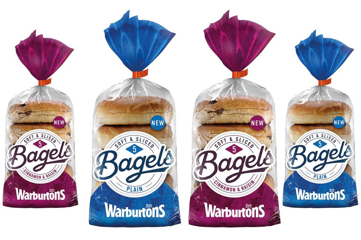 Warburtons Bangels range