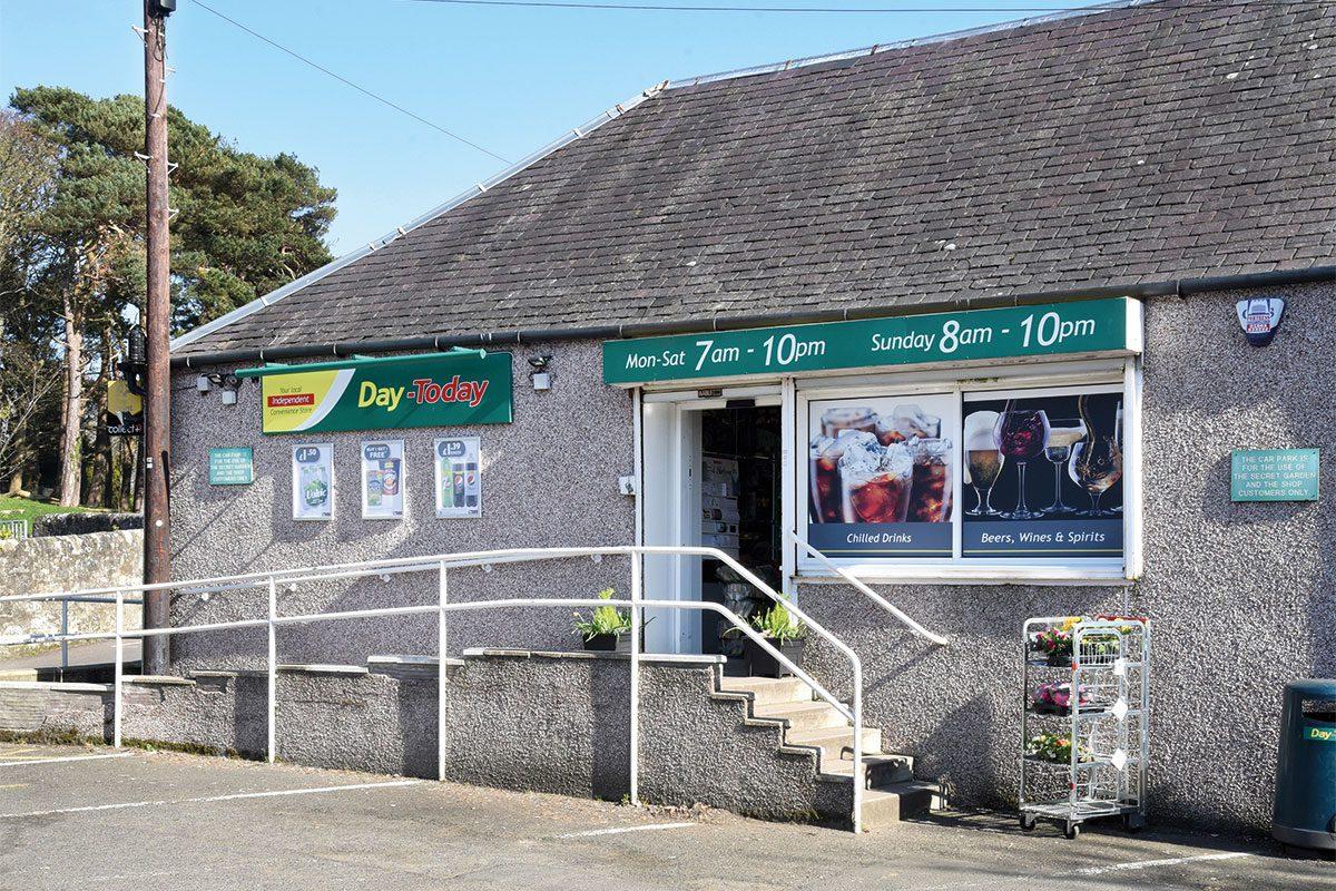 Doonfoot Day-Today on the Ayrshire coast