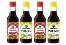 Kokkoman Ponzu Lemon and Teriyaki marinade