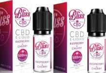 bliss-cbd-raspberry-cherry-500mg-vaping
