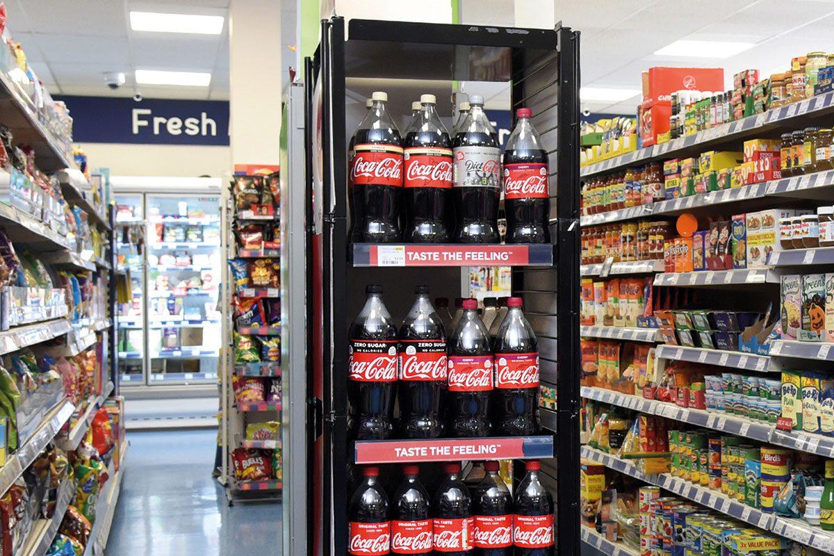 coke-fridge